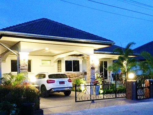 บ้านพักหัวหิน วิรัญญา พูลวิลล่า หัวหิน