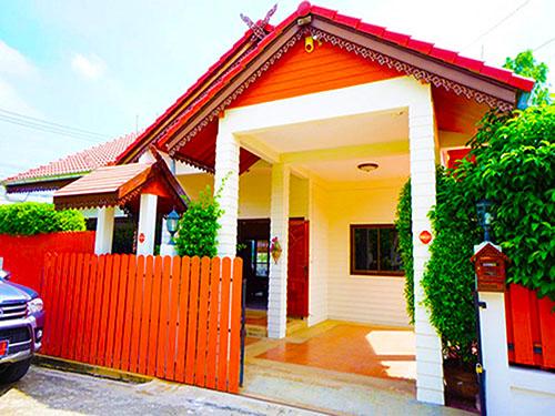 บ้านพักหัวหิน เบญจมาศ พูลวิลล่า หัวหิน