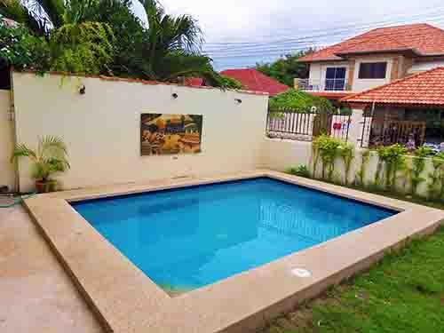 บ้านพักหัวหิน โฮสเทล หัวหิน พูลวิลล่า Hostel Huahin Poolvilla