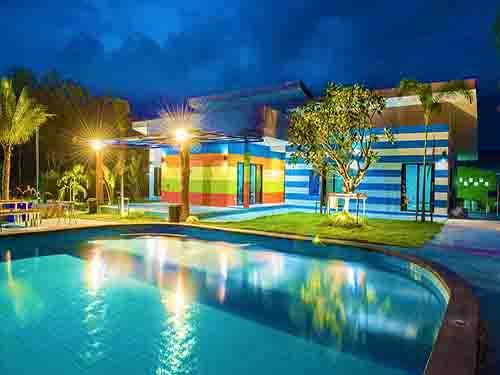 บ้านพักหัวหิน ฮอลิเดย์ พูลวิลล่า Holiday Huahin Poolvilla