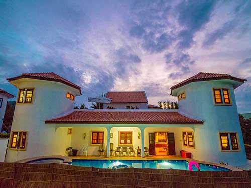 บ้านพักหัวหิน ออกัสท์ พูลวิลล่า August Poolvilla Huahin