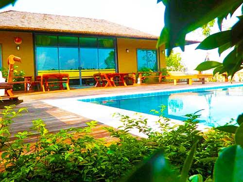 บ้านพักราชบุรี สวนผึ้ง A13 Suan Phueng, Ratchaburi Hotel