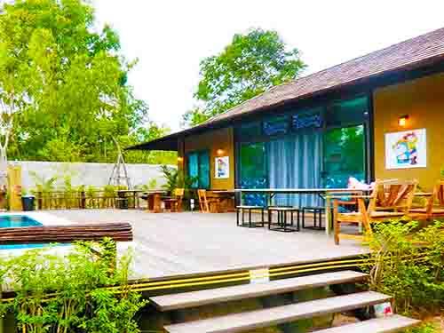 บ้านพักราชบุรี สวนผึ้ง B30