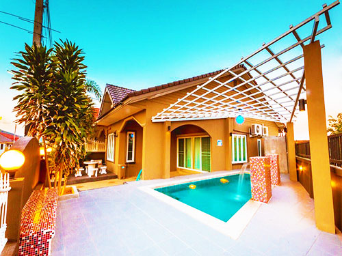 Bansansabuay  Poolhouse