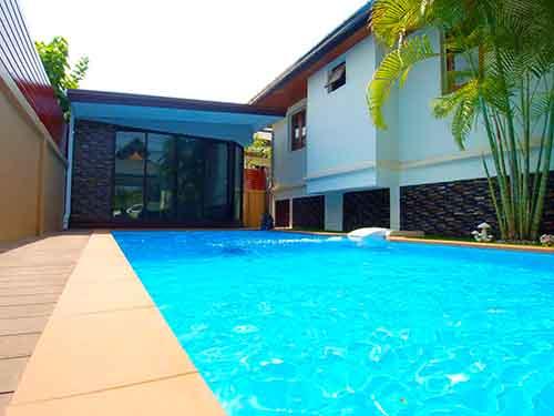 บ้านพักหัวหิน เพทาย พูลวิลล่า หัวหิน Paetie Huahin hotel Poolvilla