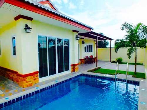 บ้านพักหัวหิน สิมิลัน พูลวิลล่า หัวหิน