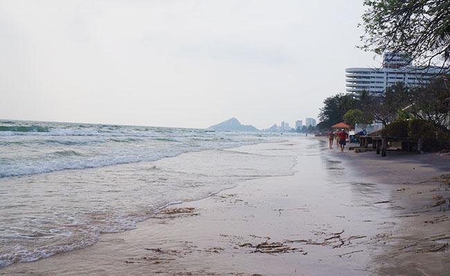 ชายหาดหัวหิน Huahin Beach 2