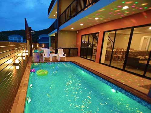 บ้านพักหัวหิน เดอะ ลอฟต์ทาวน์ พูลวิลล่า The Loft Town Poolvilla Huahin