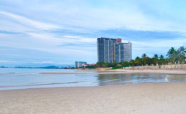 หาดไกลกังวลหัวหิน  Hat KlaiKangwon Huahin