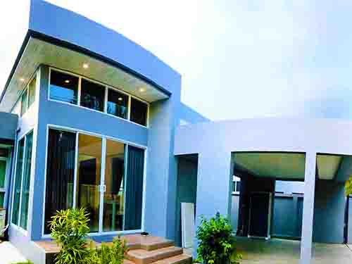 บ้านพักหัวหิน อาศิรา พูลวิลล่า Asira Huahin Poolvilla House