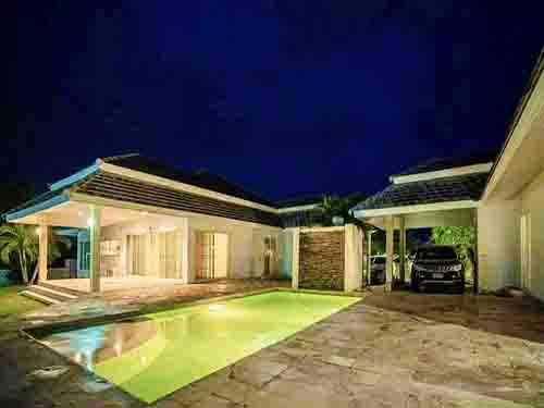 ที่พักหัวหิน เดอะ ไพรเวท หัวหิน พูลวิลล่า The Private Poolvilla Huahin (6 Room)