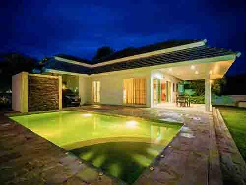 ที่พักหัวหิน เดอะ ไพรเวท หัวหิน พูลวิลล่า The Private Poolvilla Huahin