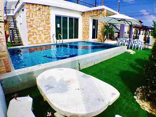 ที่พักหัวหิน วีรันดา หัวหิน พูลวิลล่า Veranda Huahin Poolvilla