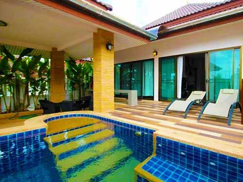 บ้านพักหัวหิน พฤกษา พูลวิลล่า หัวหิน Purksa Huahin Poolvilla