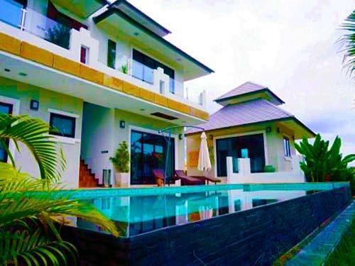 บ้านพักหัวหิน โอลีเวีย พูลวิลล่า Olivia Huahin Poolvilla