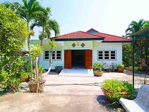 บ้านพักหัวหิน หาดทรายขาว หัวหิน White Sand Beach Huahin