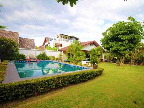 บ้านพักหัวหิน หาดน้ำใส พูลวิลล่า Namsai Beach Huahin poolvilla