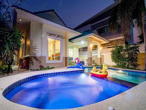 บ้านพักหัวหิน เดอะ พรีเมียร์ พูลวิลล่า หัวหิน PremierHuahin Poolvilla Hotel