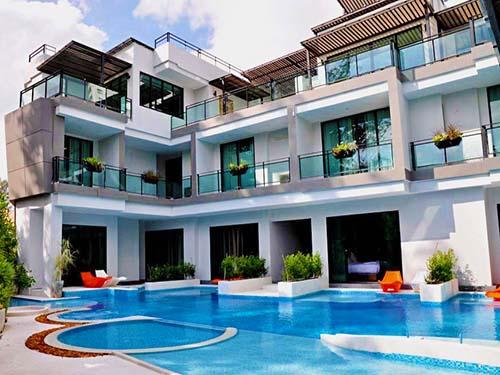 บ้านพักหัวหิน ไอบิส สเตย์ หัวหิน พูลวิลล่า Ibis Stay Inn Huahin Poolvilla Hotel
