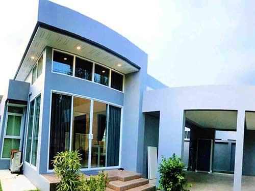 ที่พักหัวหิน อาศิรา พูลวิลล่า Asira Huahin Poolvilla House