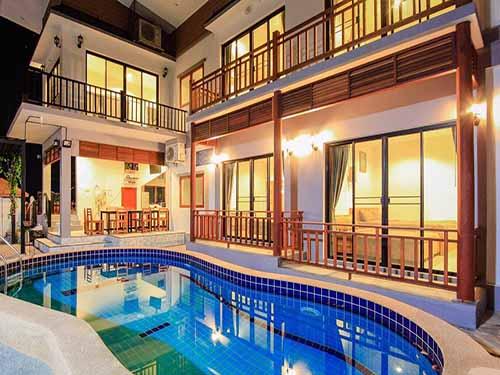 ที่พักหัวหิน ราชพฤกษ์ พูลวิลล่า หัวหิน บ้านพักหัวหิน ราชพฤกษ์ หัวหิน พูลวิลล่า Rajapruk Huahin Poolvilla 0102