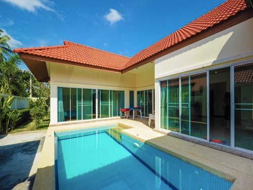 บ้านพักหัวหิน มายดรีม พูลวิลล่า My Dream Huahin Poolvilla