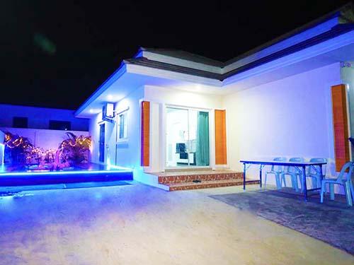 บ้านพักหัวหิน อเมซอเนีย พูลวิลล่า หัวหิน Amazonia Huahin Poolvilla