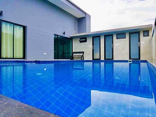บ้านพักหัวหิน คีรีธารา พูลวิลล่า หัวหิน Keretara Huahin Poolvilla