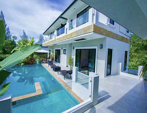 บ้านพักหัวหิน โอลีเวีย หัวหิน พูลวิลล่า Olivia Huahin Poolvilla