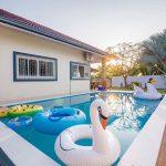 บ้านพักหัวหิน โอเชียนวิว หัวหิน พูลวิลล่า Oceanview Poolvilla Huahin