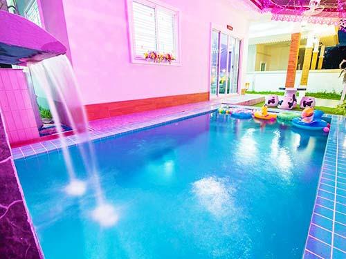 บ้านพักหัวหิน อันดาสิรา หัวหิน ชะอำ พูลวิลล่า บ้านพักหัวหิน Andasira Huahin Cha-Am poolvilla Hotel