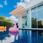 บ้านพักชะอำเมธาวลัย ชะอำ พูลวิลล่า Model 3 Methavalai PoolvillaCha-Am ( Model 3 )