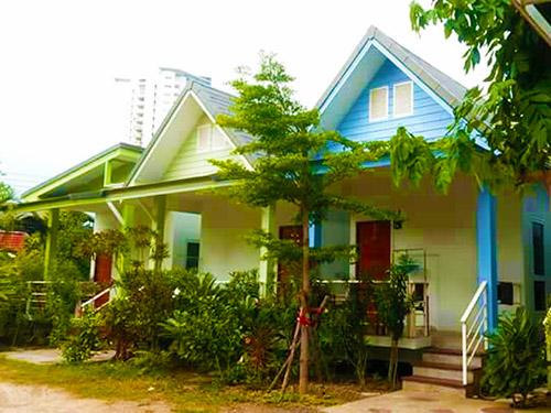 บ้านพักหัวหิน ชมตะวัน หัวหิน พูลวิลล่า Chomtawan Huahin Hotel Poolvilla