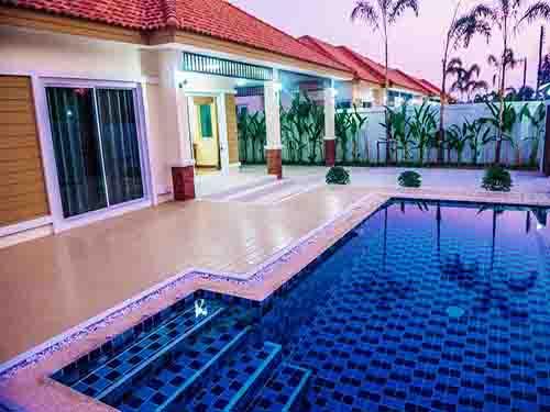 บ้านพักหัวหิน อัสสรา พูลวิลล่า Asara Poolvilla Huahin