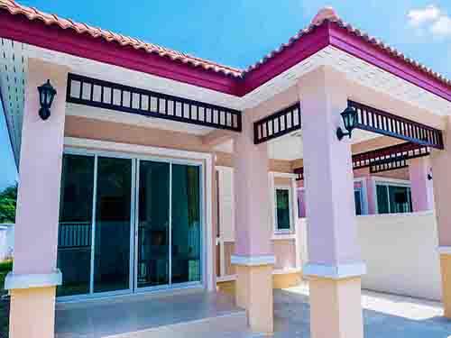 บ้านพักหัวหิน ไอยรี เพลส หัวหิน Aiyaree Place Huahin