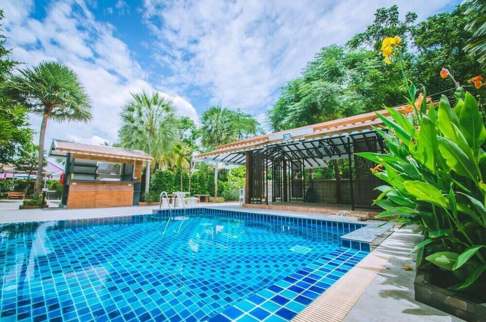 บ้านพักหัวหิน สวนเอกอัมพร พูลวิลล่า