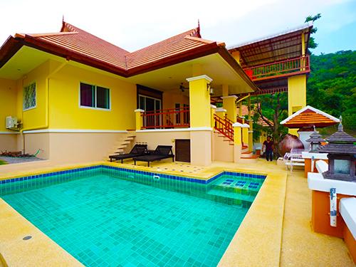 บ้านพักหัวหิน แกรนด์นาดา หัวหิน ชะอำ พูลวิลล่า บ้านพักหัวหิน granada huahin poolvilla hotel huahin Cha-Am