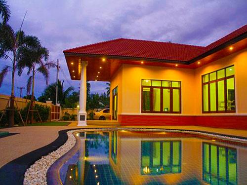 บ้านพักหัวหิน เดอะ พาร์ค หัวหิน ชะอำ พูลวิลล่า บ้านพักหัวหิน the park huahin Cha-Am poolvilla hotel หัวหินบ้านพัก