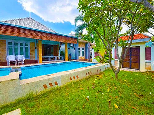 ที่พักหัวหิน พลอยใส หัวหิน พูลวิลล่า Ploysai Huahin Poolvilla