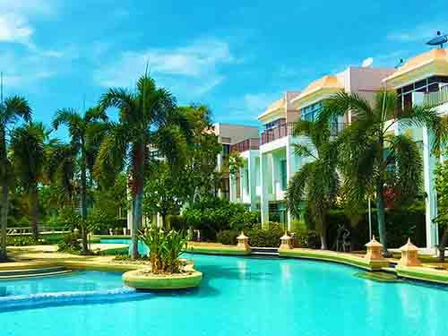 บ้านพักหัวหิน ทะเลคราม 23 หัวหิน พูลวิลล่า Talaykarm23 Huahin Poolvilla Hotel