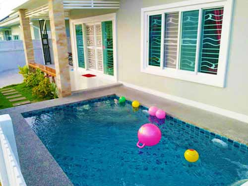 บ้านพักหัวหิน อังสนา พูลวิลล่า Angsana Huahin poolvilla