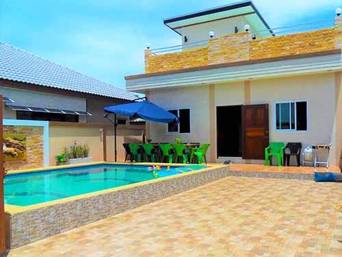 บ้านพักหัวหิน อัมรา พูลวิลล่า Aummara Huahin poolvilla