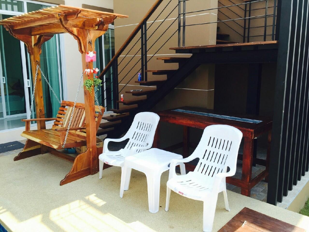 บ้านพักหัวหิน รอยัล คลิฟ พูลวิลล่า