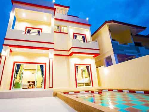 ที่พักหัวหิน วารี หัวหิน พูลวิลล่า Varee Poolvilla Huahin