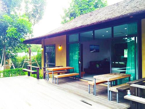 บ้านพักราชบุรี สวนผึ้ง A1 Suan Phueng, Ratchaburi Hotel