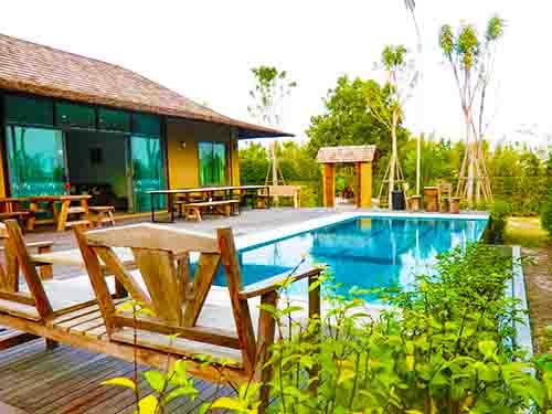 บ้านพักราชบุรี สวนผึ้ง B26