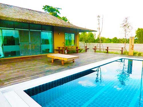 บ้านพักราชบุรี สวนผึ้ง A17 Suan Phueng, Ratchaburi Hotel