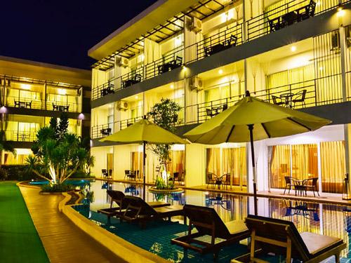 บ้านพักหัวหิน แกรนด์ รอยัลพาร์ค หัวหิน Grand-Royalpark Huahin Cha-Am Poolvilla Hotel