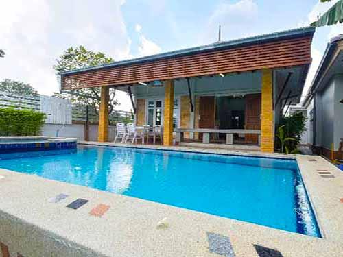บ้านพักหัวหิน พลอยใส พูลวิลล่า หัวหิน Ploysai Huahin Poolvilla Hotel