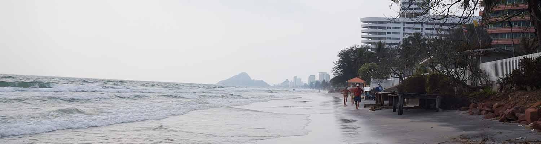 ชายหาดหัวหิน (Huahin)